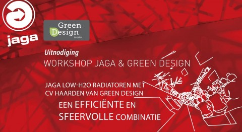 Workshop Jaga en Green Design
