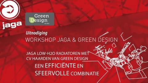 Workshop Jaga en Green Design