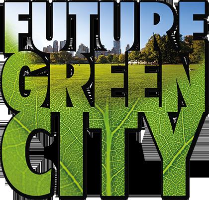 Future green city beurs logo