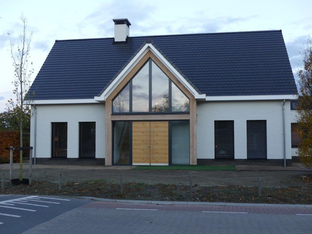 Nieuwbouwwoning Familie van de Ven-van de Berg
