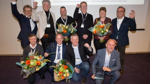 PassiefBouwen Award winnaars en genomineerden van 2016