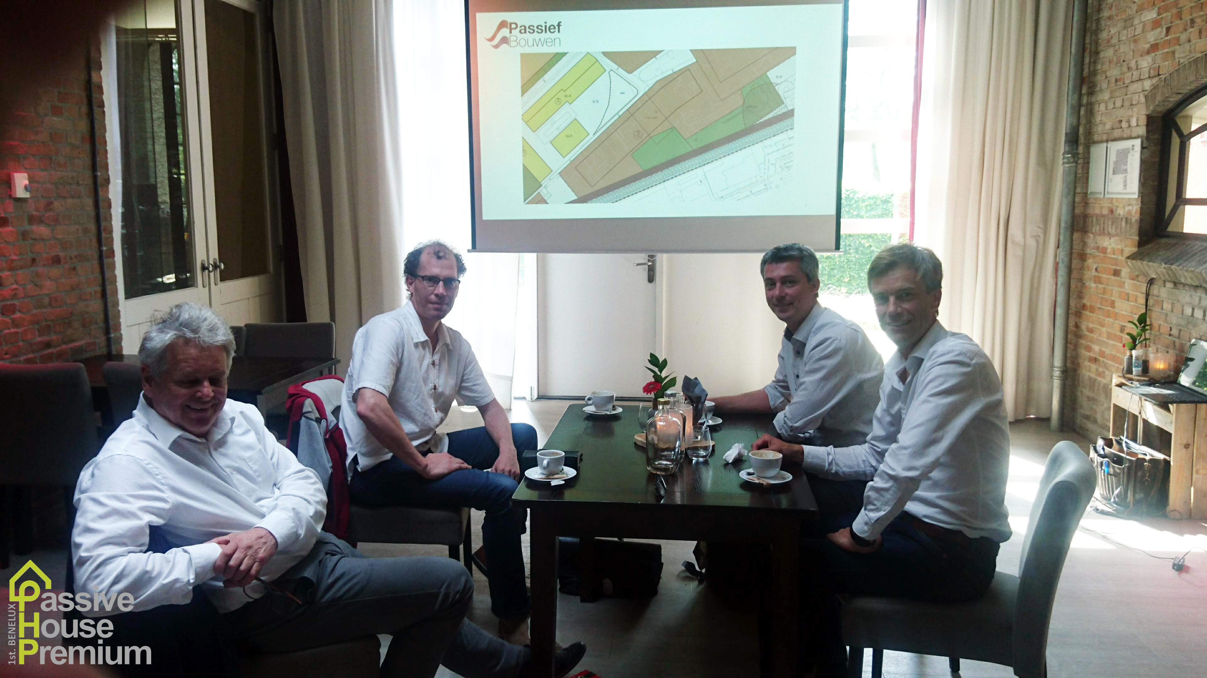 Joint effort voor Passiefhuis Premium in Etten-Leur