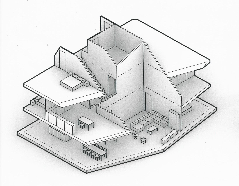 Ontwerp passief gebouw
