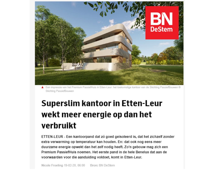 BN/DeStem artikel
