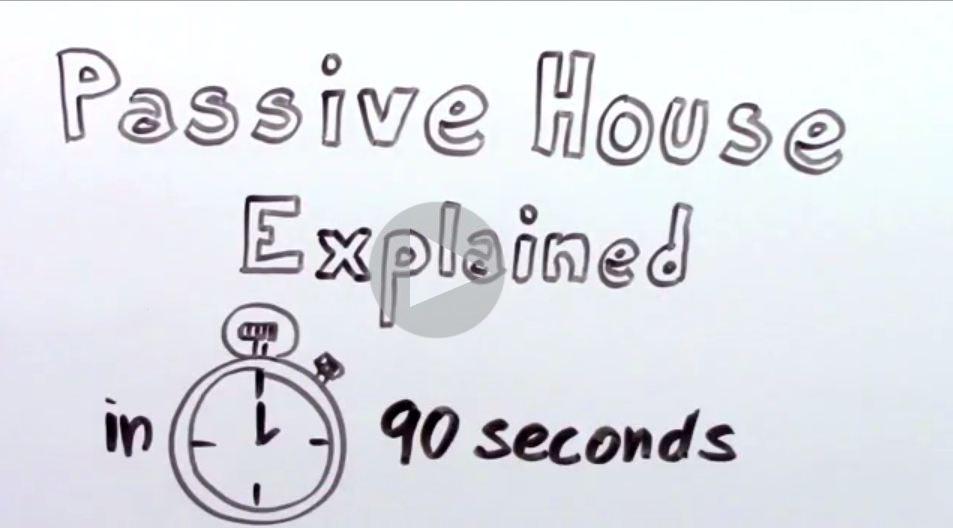 Passief Huis in 90 seconden