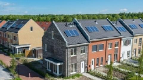 Passief huis-woningen in Middelharnis