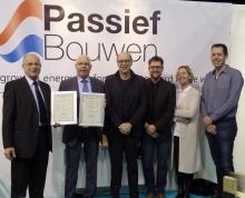 Opmeer certificering passiefbouwen