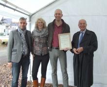 Passiefhuis certificaat Emmen