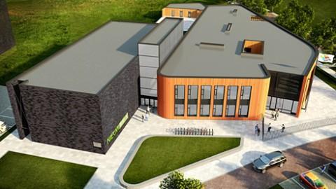 Brede bossche school nieuw zuid 's-Hertogenbosch
