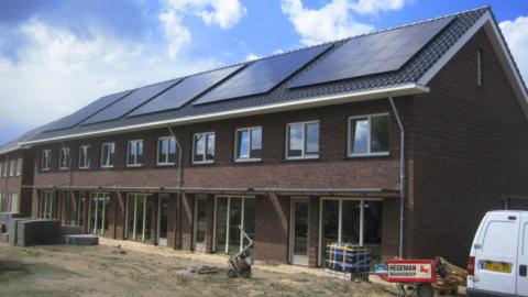 5 Energieneutrale passiefwoningen – Enschede
