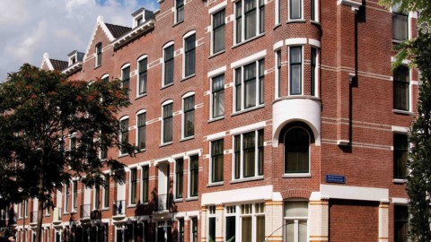 Sleephellingstraat Rotterdam