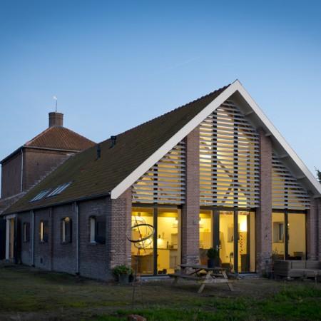 Passiefhuis restauratie kapelle de nijverheid