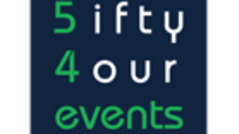 5ifty 4our Events