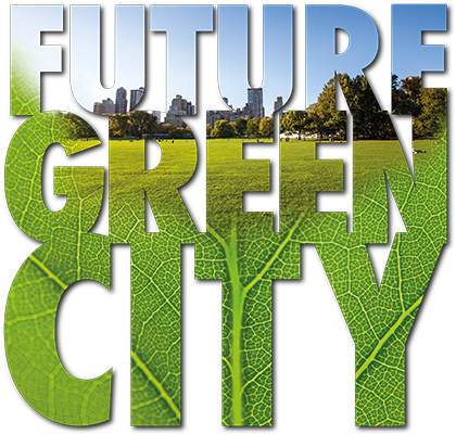 Future green city beurs logo
