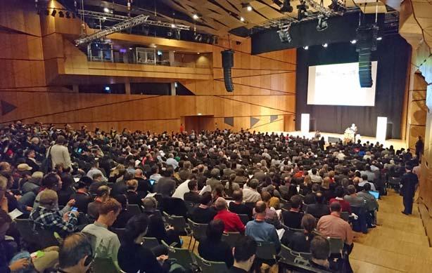 conferentie Duitsland