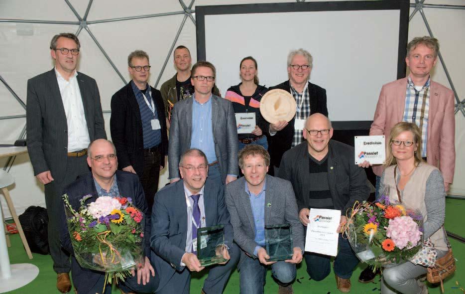 winnaar van de awards