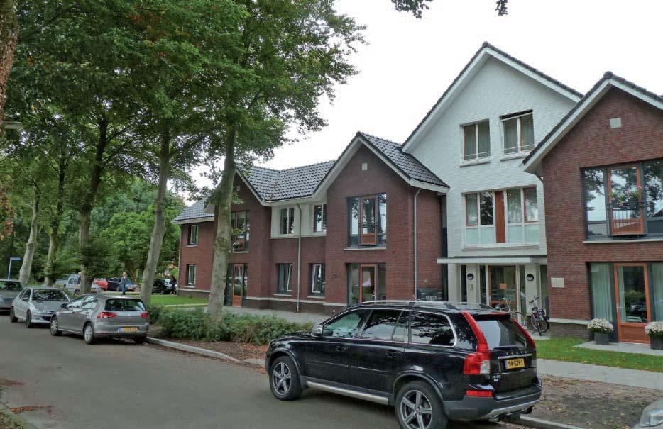 Nieuwbouw woon- zorgcomplex