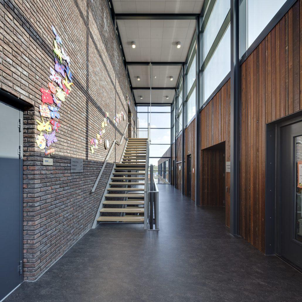 Passief gebouwde school gezond binnenklimaat