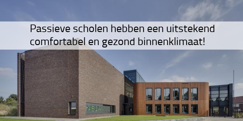 Scholen gezond binnenklimaat