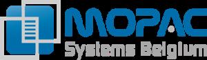 Mopac System België logo