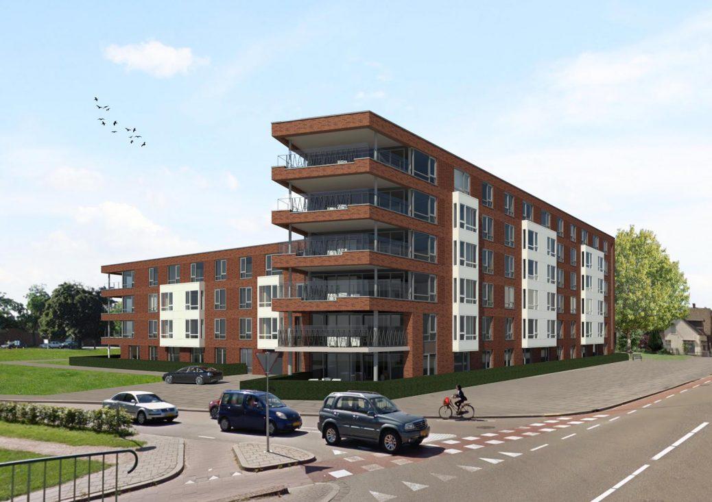 Passief bouwen appartementen